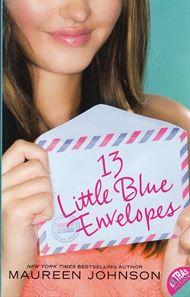 13 Little blue envelopes (Bog)