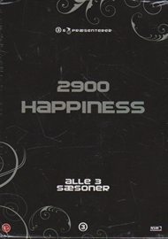 2900 Happiness - Komplet samling (DVD)