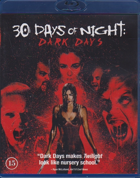 30 Days of night - Dark days (Blu-ray)