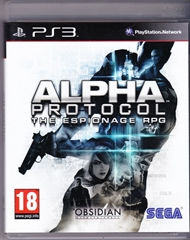 Alpha protocol - The espionage RPG (Spil)