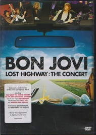 Lost highway - The concert (DVD)