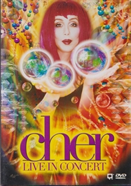 Cher Live in concert (DVD)