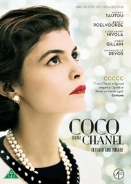Coco før Chanel (DVD)