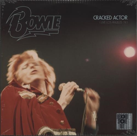 Cracked Actor - Live Los Angeles 74  (LP)