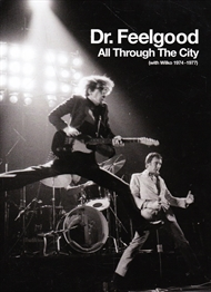 All through the city (CD+DVD)