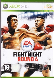Fight Night - Round 4 (Spil)