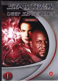 Star trek - Deep space nine - Sæson 1 (DVD)