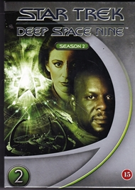 Star trek - Deep space nine - Sæson 2 (DVD)
