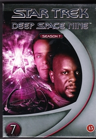 Star trek - Deep space nine - Sæson 7 (DVD)
