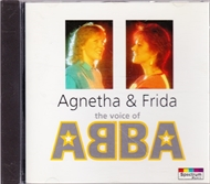 The Voice of ABBA (CD)