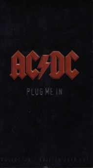 AC/DC - Plug me in - Collectors edition (DVD)