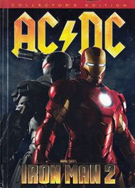 Iron Man 2 (Bog + Cd + DVD)