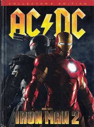 AC/DC - Iron Man 2 - Collectors edition  ( DVD+CD)
