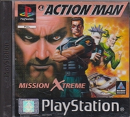Action man - Mission Xtreme (Spil)