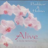 Alive - Alove recording (CD)
