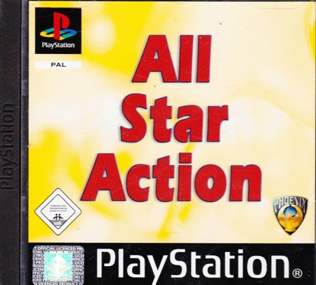 All star action (Spil)