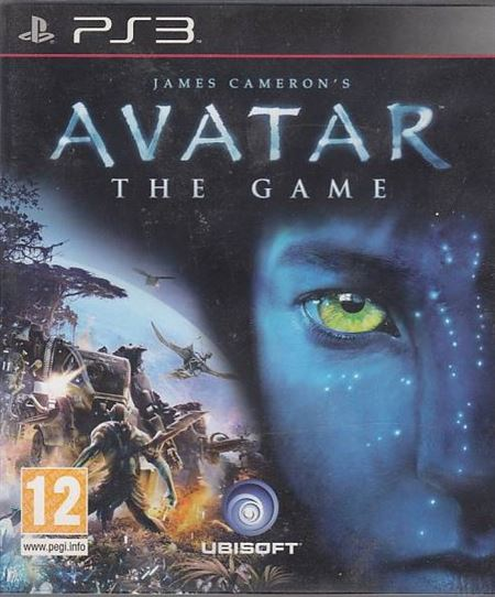 Avatar the game (Spil)