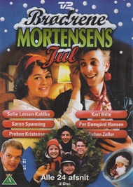 Brødrene Mortensens jul (DVD)