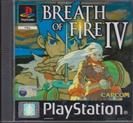 Breath of fire 4 (Spil)