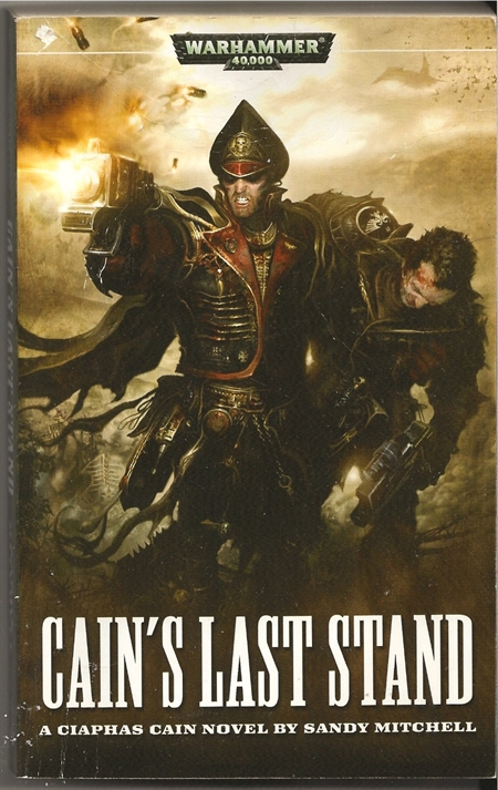 Cain´s last stand (Bog)