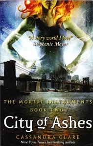 The Mortal instruments 2 - City of Ashes (Bog)