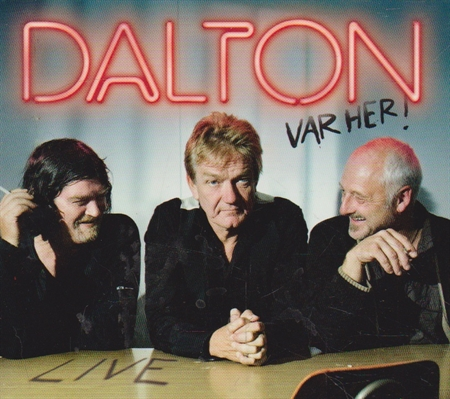 Dalton - Var her! (CD+DVD)