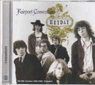 Heyday - The BBC Sessions 1968-1969 (CD)