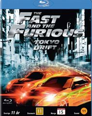 The Fast and the  Furious Tokyo drift (Blu-ray)