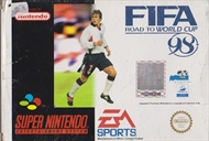 Fifa 98 - Road to world cup (Spil)
