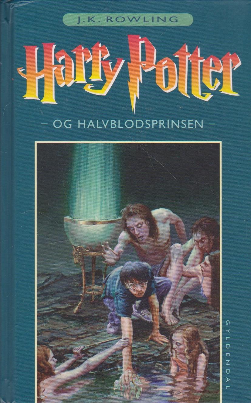 harry potter bog engelsk