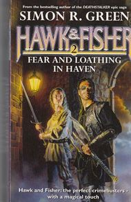 Hawk & Fisher 2 - Fear and loathing in Haven (Bog)