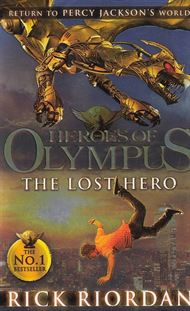 Heroes of Olympus - The lost hero (Bog)