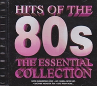 Hits of the 80's - The essential collection (CD)
