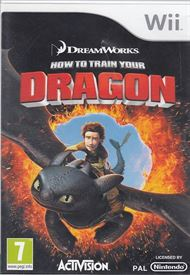 How to train your dragon (Spil)
