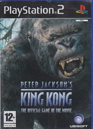 King Kong - The official game of the movie (Spil)
