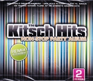 The Kitsch Hits - Non stop party album (CD)