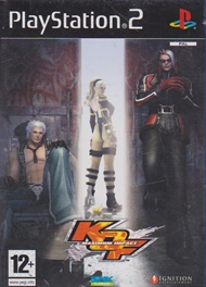 King of fighters maximum impact (Spil)