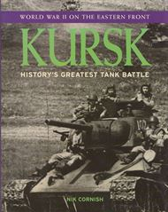 Kursk - History's greatest tank battle (Bog)
