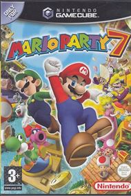 Mario Party 7 (Spil)