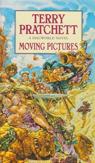 Moving pictures (Bog)