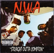 Straight outta compton (CD)