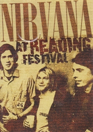 Nirvana at Reading festival (DVD)