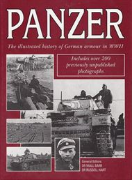 Panzer - The illustrated history of German armour in ww 2 (Bog)