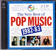 The very best of POP music 1982-83 (CD)