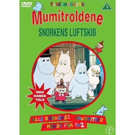 Mumitroldene 10 (DVD)