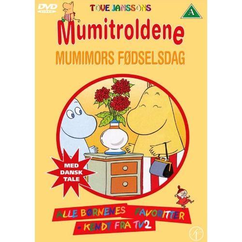 Mumitroldene 14 (DVD)
