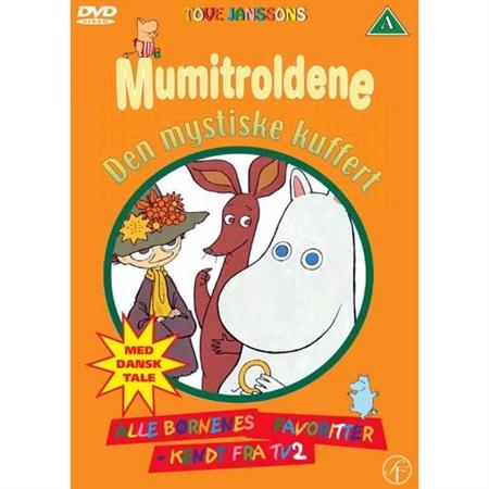 Mumitroldene 3 (DVD)
