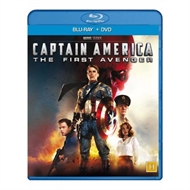 Captain America - The First Avenger (Blu-ray)