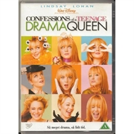 Confessions of a teenage dramaqueen (DVD)