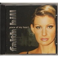 Piece of my heart (CD)